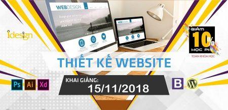 Khóa học thiết kế web
