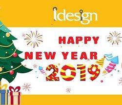 iDesign- Chúc mừng năm mới